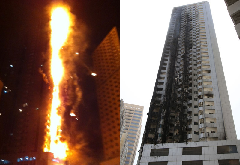 fire fighting system in high rise building pdf