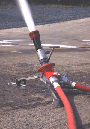 High Rise Fire Fighting Branches Nozzles
